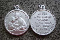 Blessed Sacrament Medal
