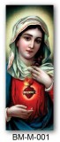 Immaculate Heart of Mary Bookmark