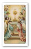 Act of Reparation Holy Card Laminated