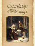 Birthday Blessings - Greeting Card