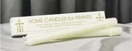 51% Beeswax Candlemas Candles