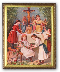 Corpus Christi Day 8x10 Framed Picture