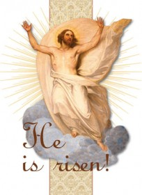 He is Risen! Easter Card