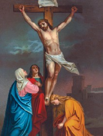 Crucifixion - 8x10 Picture