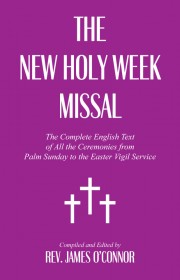 New Holy Week Missal