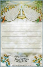Queen of the Universe Notepad