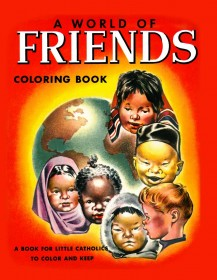 A World of Friends Coloring Books