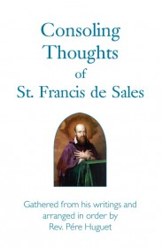 Consoling Thoughts of St. Francis de Sales
