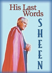 His Last Words - Fulton Sheen DVD