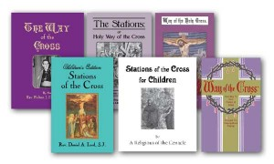 Stations of the Cross 6 Booklet Set