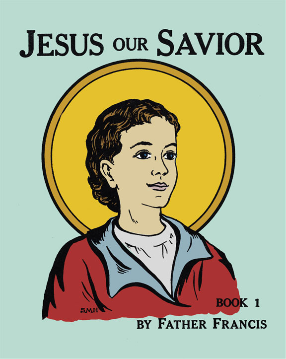 Jesus Our Savior Book 1 - Coloring Book