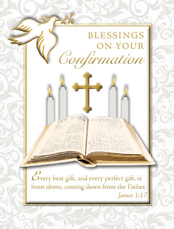 Confirmation Card > Greeting Cards