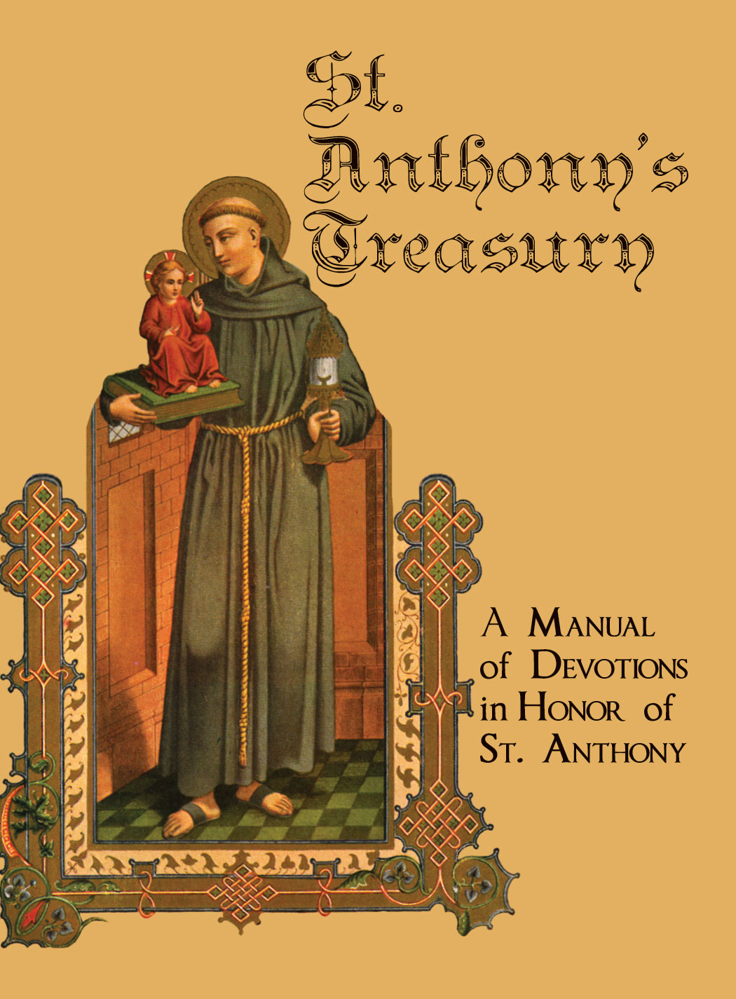 St. Anthony's Treasury - Slightly Defective