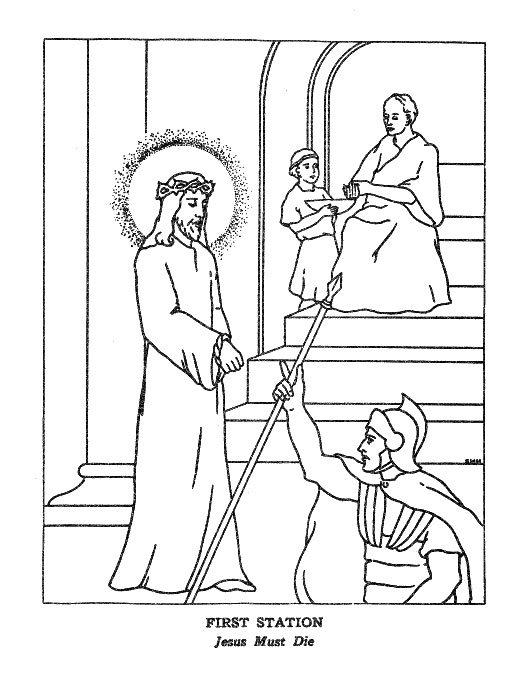 Let\'s Follow Jesus - Coloring Book
