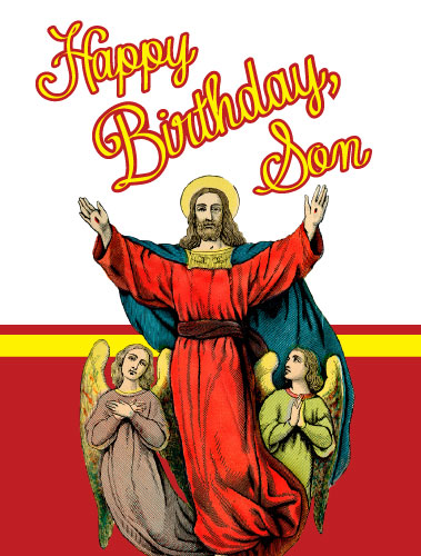 Happy Birthday Son Greeting Card Greeting Cards