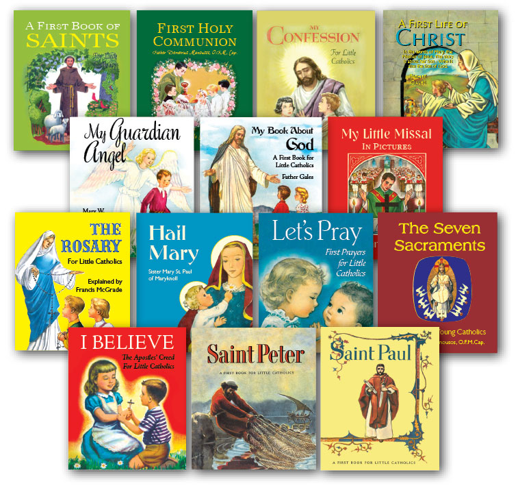 Children's Book Series - Set or Individual Books