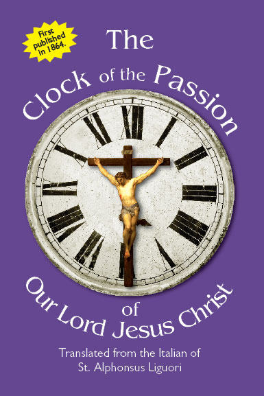Clock of the Passion of Our Lord Jesus Christ - Slightly Defective