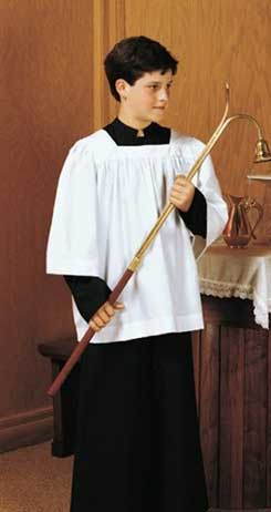 Fuller Fit Toomey Cassocks