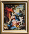 Rest on the Flight into Egypt Framed Picture