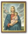 Madonna and Child 8x10 Framed Picture