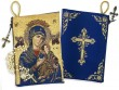 Virgin of Perpetual Help Rosary Pouch