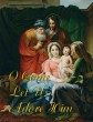 O Come Let Us Adore Him - Christmas Greeting Card