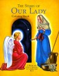 The Story of Our Lady Coloring Book