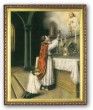 Priest at Altar 8x10 Framed Picture