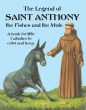 The Legend of St. Anthony, the Fishes and the Mule - Coloring Book
