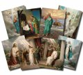 Mysteries of the Rosary Poster Pictures - Other Sizes Available in Drop Down menu