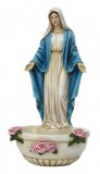 Our Lady of Grace Holy Water Font