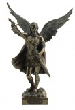 St. Michael Cold Cast Bronze Statue