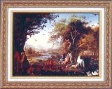 Earthly Paradise Framed Picture