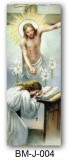 Christ Consoling Penitent Bookmark