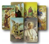Saints Series Holy Cards - Blank on Reverse