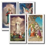 Assorted Holy Cards with Prayer