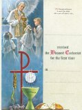 Blessed Sacrament Remembrance - Communion Certificate