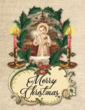 Eucharistic Merry Christmas Greeting Card