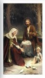 Prayer to the Holy Family - Laminated cards