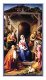 Prayer to the Infant Jesus - Laminated Cards