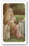 Children's Prayer Holy Card