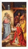 Adoration of the Magi - Laminated Cards