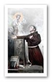 Prayer of Petition to St. Anthony Holy Card Laminated