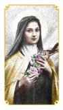 Morning Prayer Laminated Holy Card