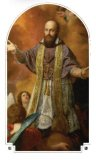 Prayer to St. Francis de Sales - Laminated Cards