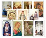 Mary Holy Card Assortment