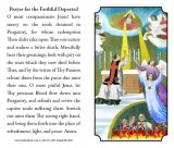Prayer for the Faithful Departed Laminated Holy Card