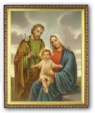 Holy Family 8x10 Framed Picture