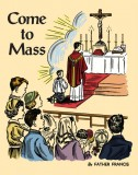 Come to Mass - Coloring Book