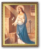 St. Philomena 8x10 Framed Picture